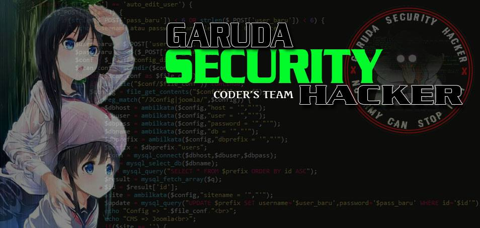 Join Garuda Security hacker
