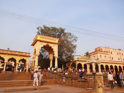 Alandi Dnyaneshwar Temple