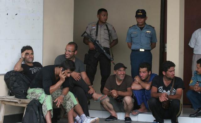 AGEN BOLA - WNA Nekat Kabur Dari Rutan Detensi Imigrasi Kalimantan Timur