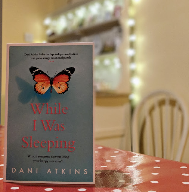 While I was sleeping book review uk book blogger