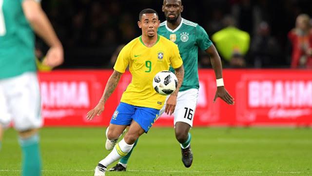 Tips Legenda Brasil untuk Jesus di Piala Dunia 2018 : Banyak Bercinta !