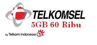 Paket Internet Kartu As dan Simpati 5GB Harga 60 Ribu [Update]