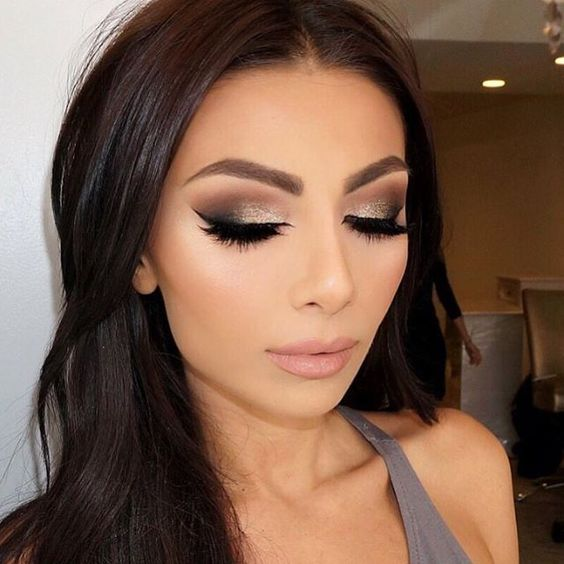 Makeup Ideas For An Evening Wedding : Maquiagem de festa: inspiracao e tutoriais - Madrinhas de ...