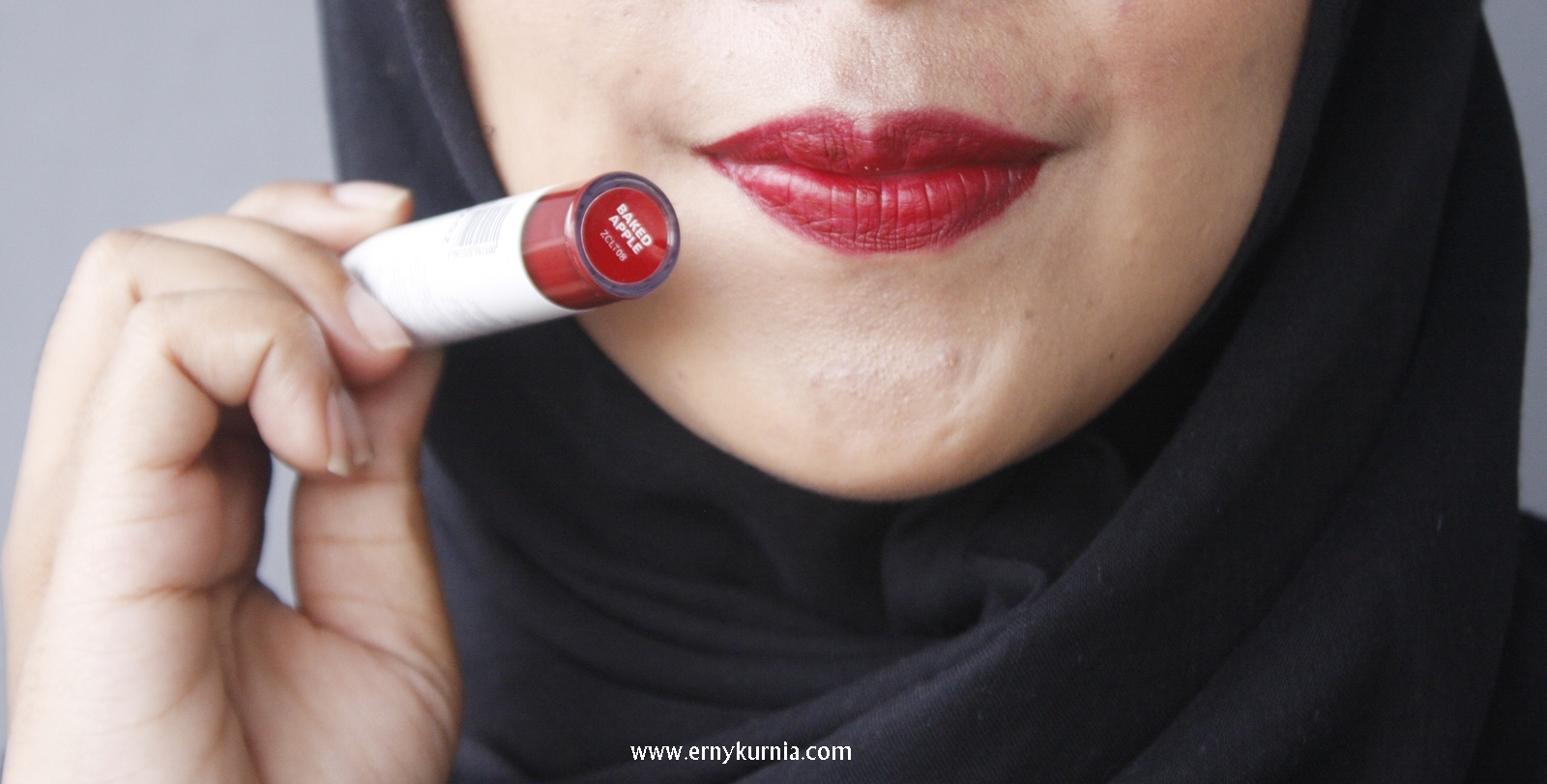 lip paint, Zoya Lip Paint, Baked Apple, Lipcream, Lipcream Lokal
