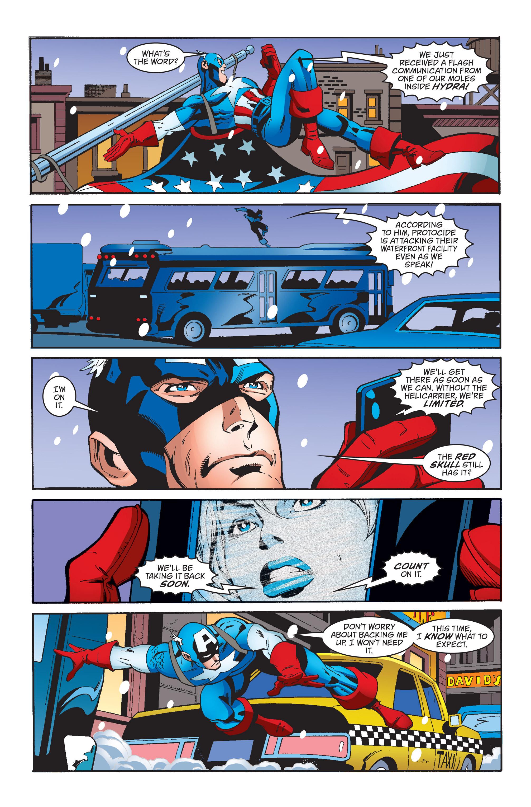 Captain America (1998) Issue #37 #44 - English 13