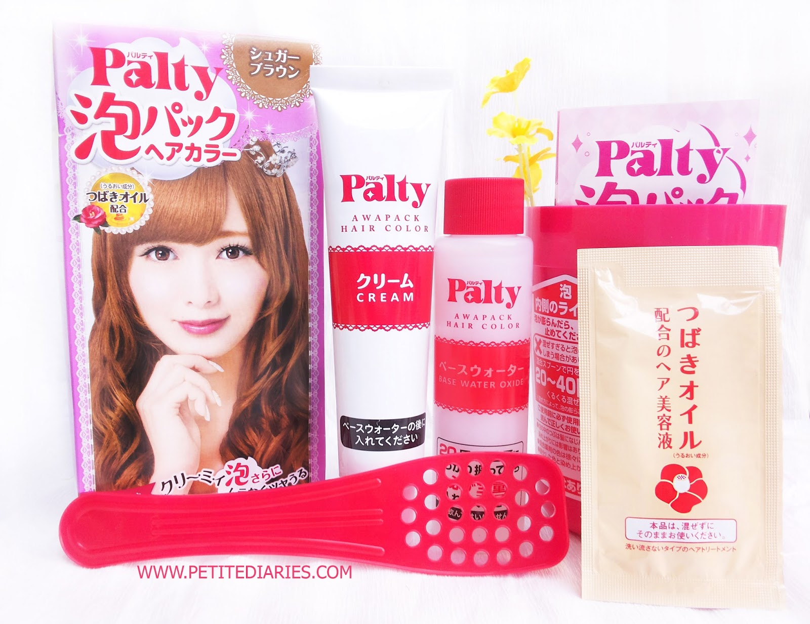dariya hari color pack palty review