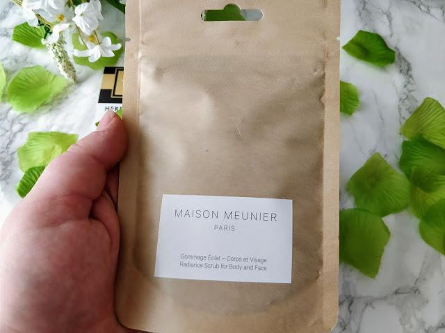 Maison Meunier Coffee Scrub