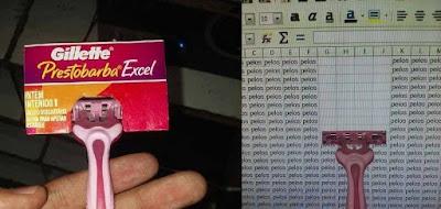 Presto Barba Excel