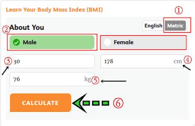 vücut kütle indeksi nedir?