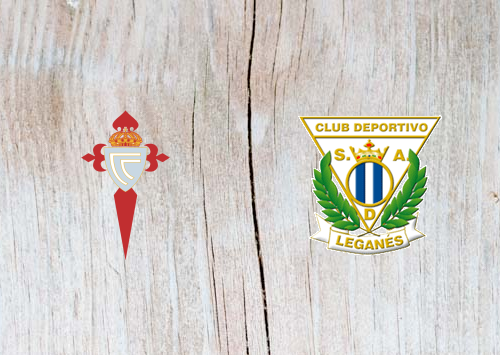 Celta Vigo vs Leganes - Highlights 14 Dec 2018