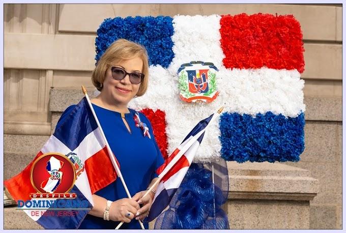 Izamiento de la Bandera en Paterson 2019
