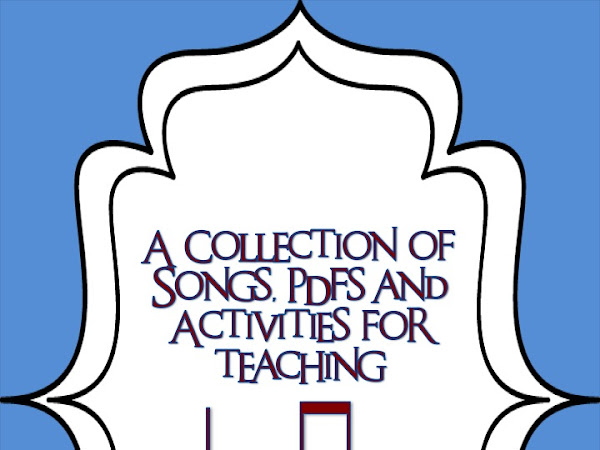 A Collection of Ta & Ti-Ti Songs, PDF's and Worksheets