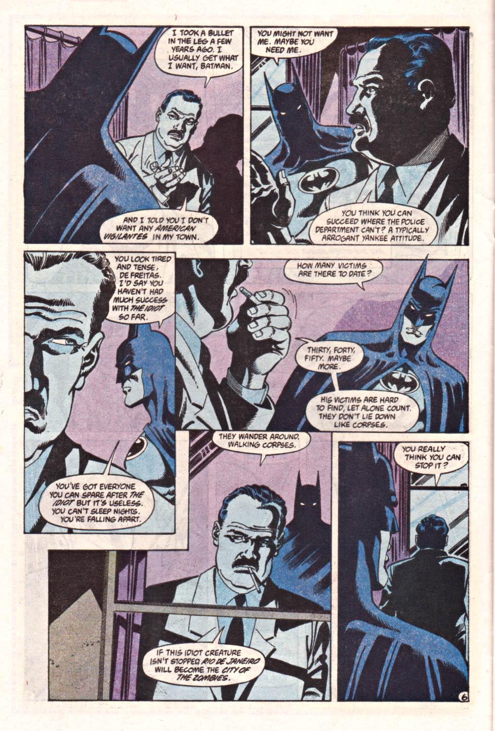 Detective Comics (1937) 640 Page 6