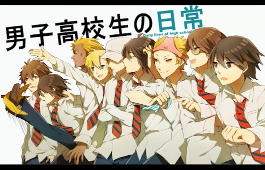 Review: Daily Lives of Highschool Boys