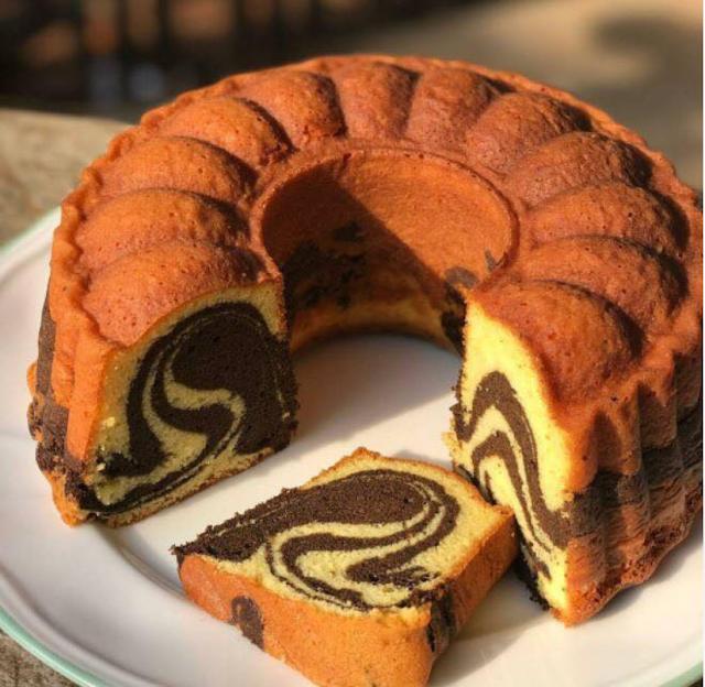 Gambar Kue Bolu Macan