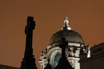 Museo Presbitero Maestro Lima, Cementerio Presbítero Maestro, Visitas nocturnas Presbitero Maestro