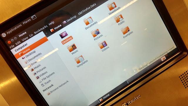 Ubuntu é utilizado na Bahia