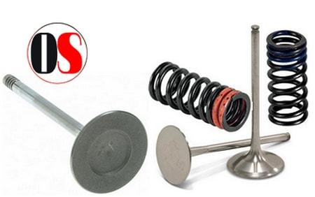 Ukuran dan Diameter Klep Motor Standar Pabrik Lengkap