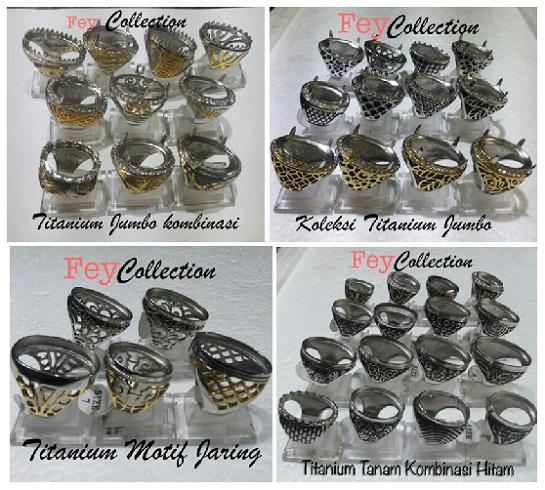 Ring Titanium Murah