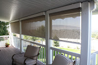 Custom Retractable Patio Awnings