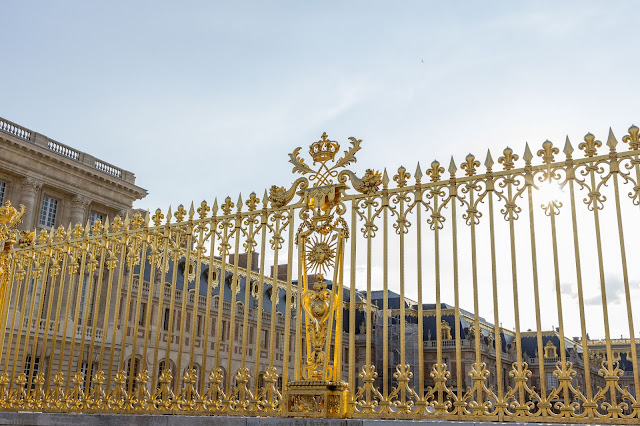 Enchanting Evening at the Palace of Versailles - With Love