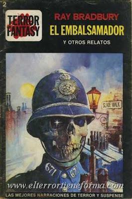 Terror Fantasy numero 2 Portada