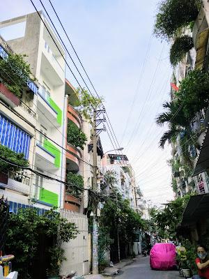 Bán nhà hẻm ô tô đường Trương Công Định, đất 60m2, 3 lầu, 5.7 tỷ