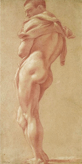 Pietro Faccini - Nudo maschile