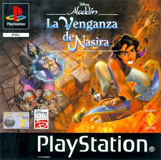 Aladdin: La Venganza de Nasira (BR) [ Ps1 ]