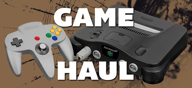 Game Haul