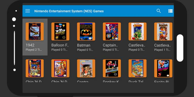 Retroarch Games Android