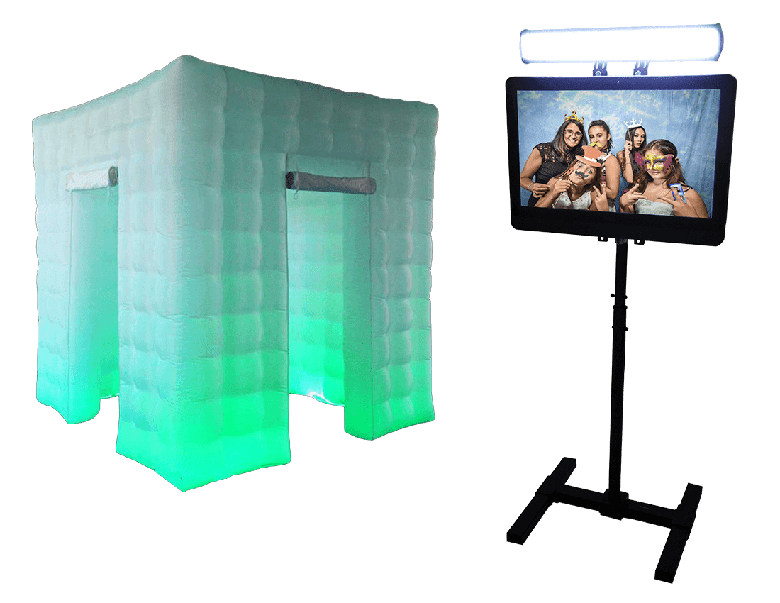 encloded photobooth