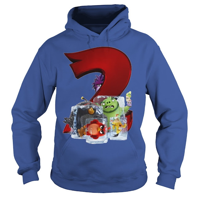 The Angry Birds Movie 2 Hoodie, The Angry Birds Movie 2 TSHirts, The Angry Birds Movie 2 Sweatshirt