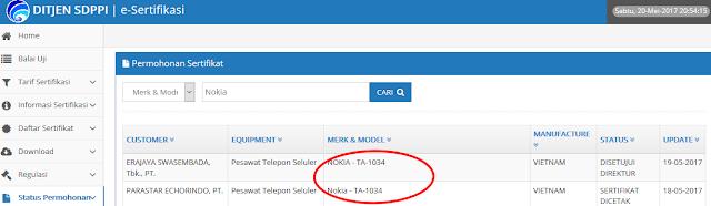 nokia-3-lulus-uji-ditjen-postel-indonesia