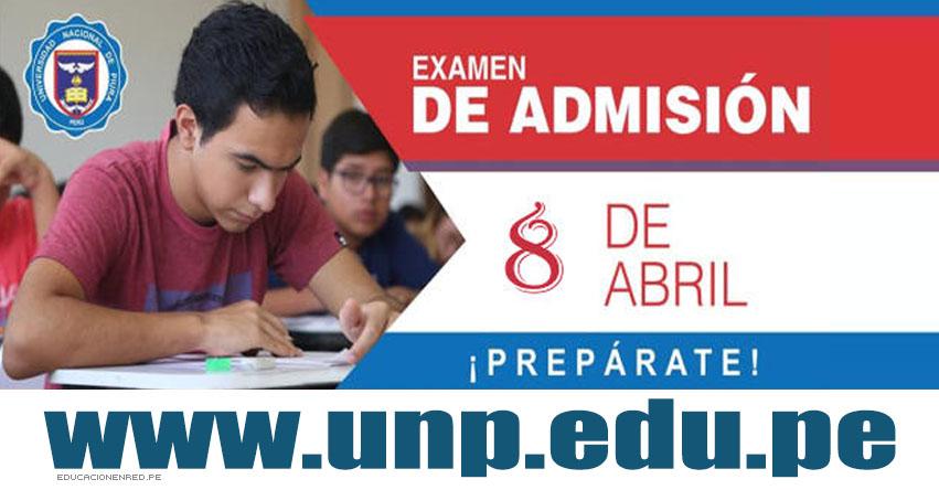 Resultados UNP Piura 2018-1 (8 Abril) Ingresantes Examen Admisión - Universidad Nacional de Piura - www.unp.edu.pe