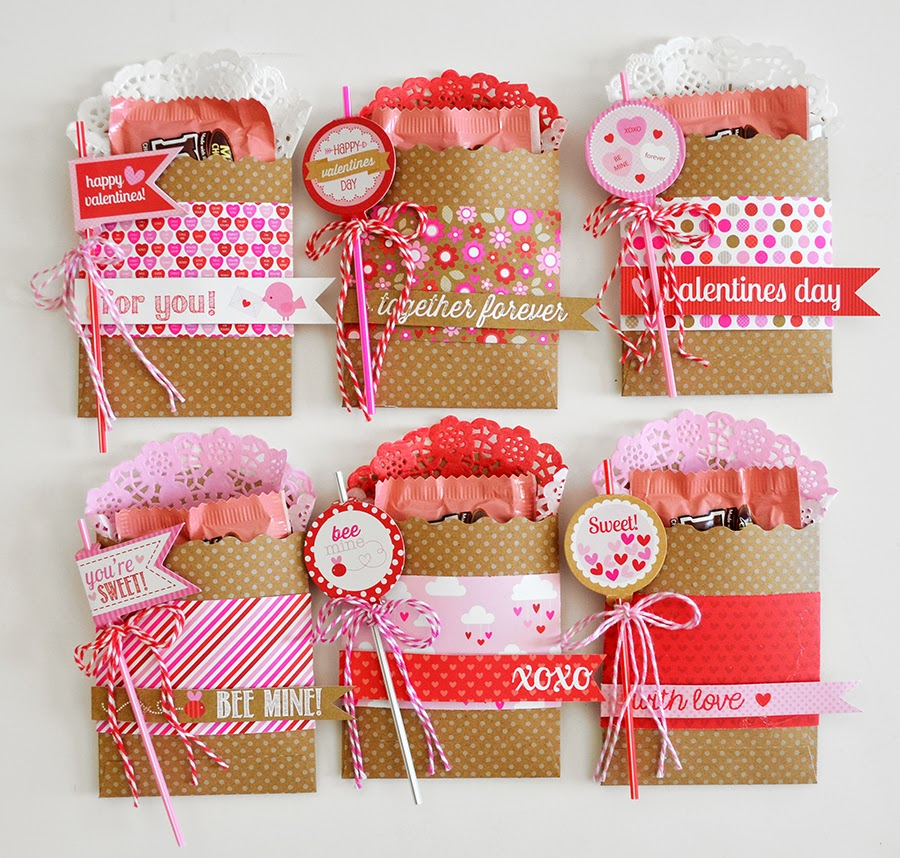 Doodlebug Design Inc Blog: Valentines Treat Ideas Featured