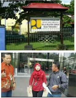 Terindikasi Korupsi, AMPEKA NTB Akan Melaporkan Asdin Juliadin Kepala BWS NT 1 Ke Komisi Pemberantasan Korupsi(KPK)