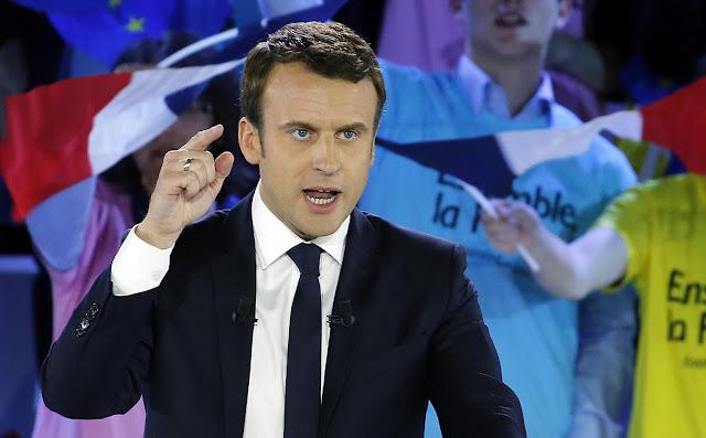Rassemblement – Não sem feridas, a França, com Emmanuel Macron, tenta passar uma mensagem de união