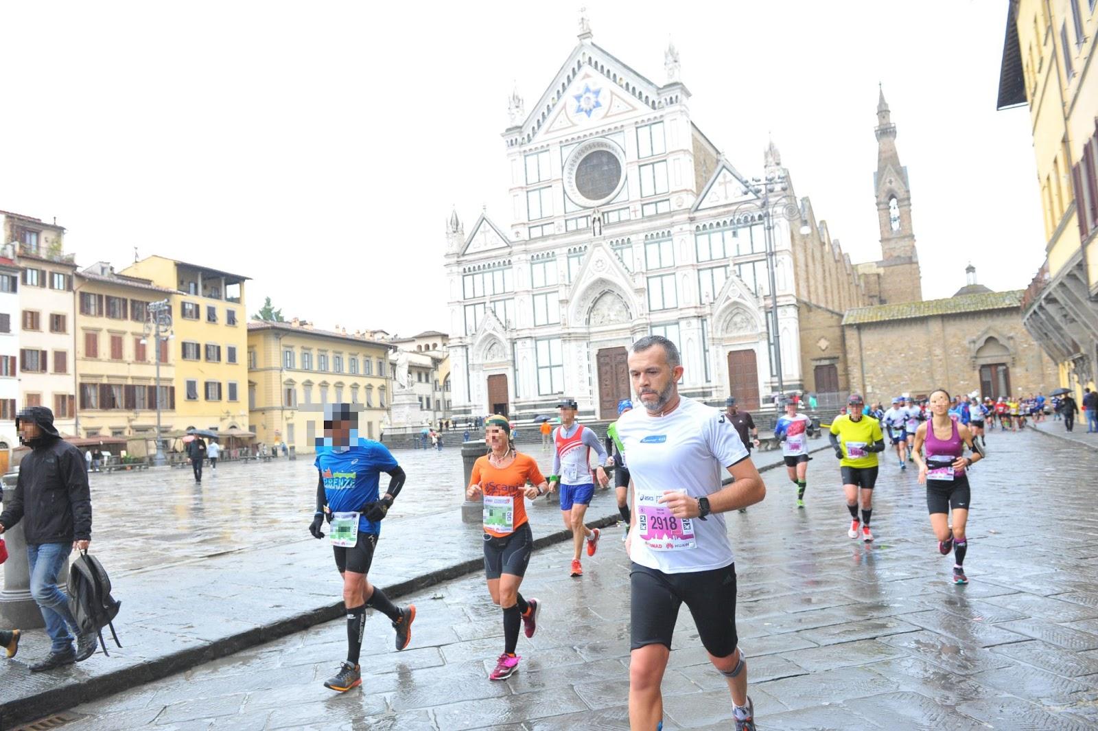 Maratona Firenze Santa Croce