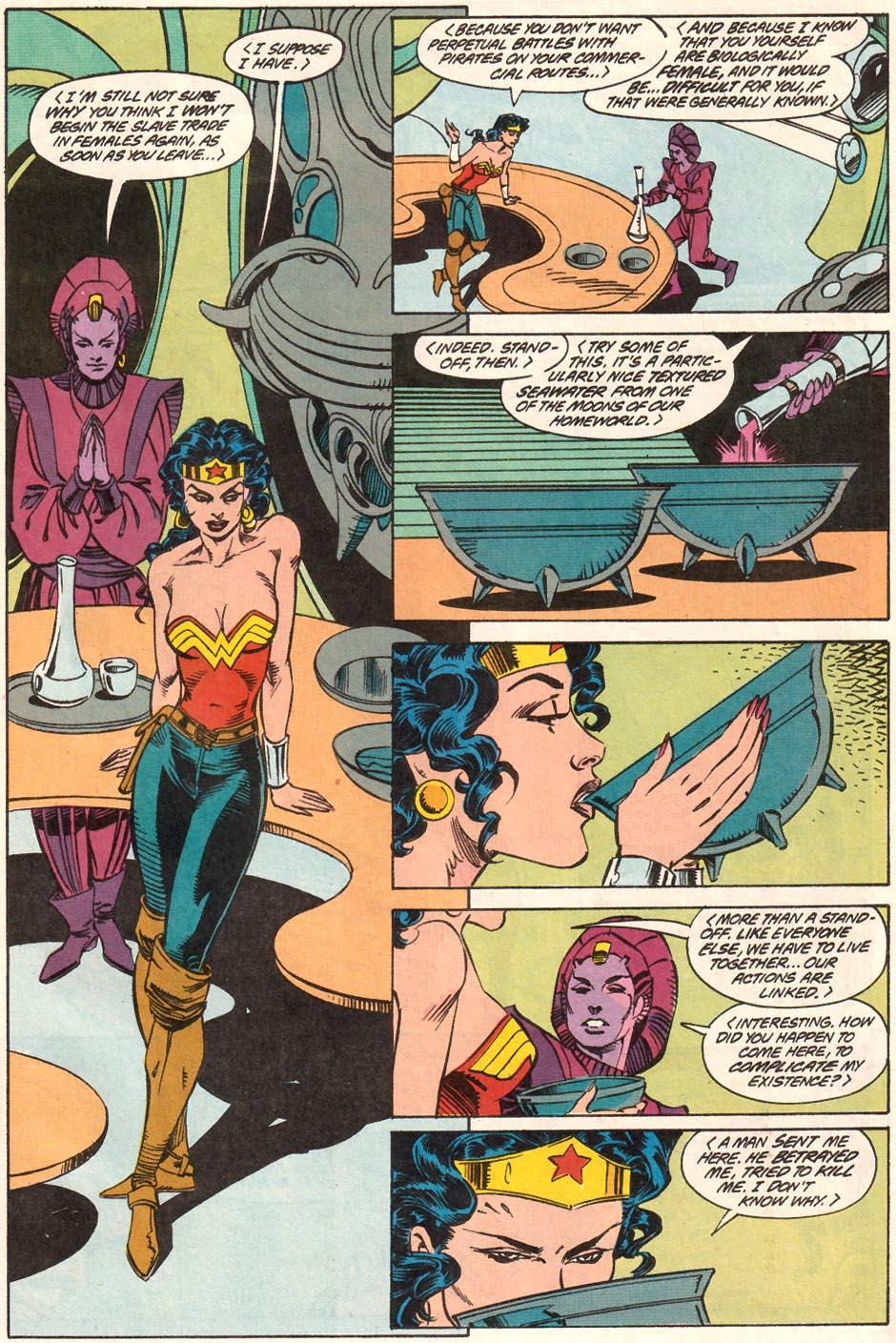 Read online Wonder Woman (1987) comic -  Issue #71 - 4