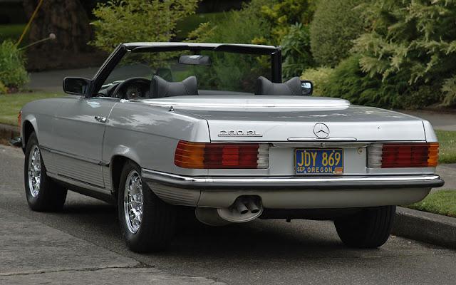 Cascadia Classic - Vintage cars in Portland Oregon: 1979 ...