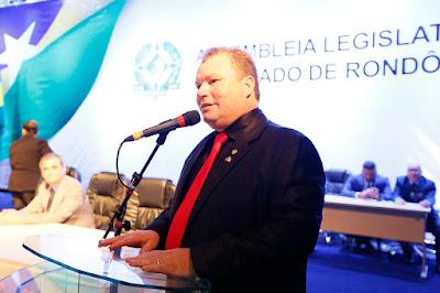 Dr. Neidson destaca compromisso em trabalhar pelos 52 municípios do Estado