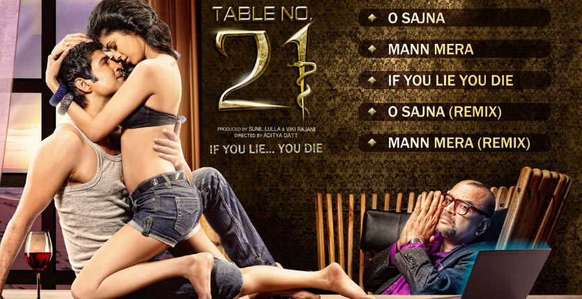 Table No.21 - Movie Songs Lyrics & Videos (2012)