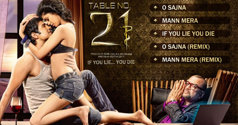 Table no 21 movie songs lyrics videos 2012 lyrics for Table no 21 movie