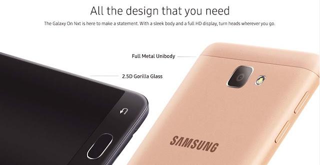 Harga Dan Spesifikasi Samsung Galaxy On Nxt Terbaru dan Lengkap