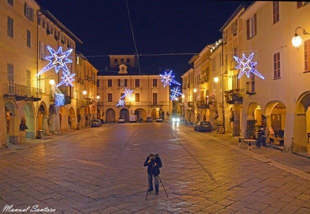 Biella, piazza Cisterna