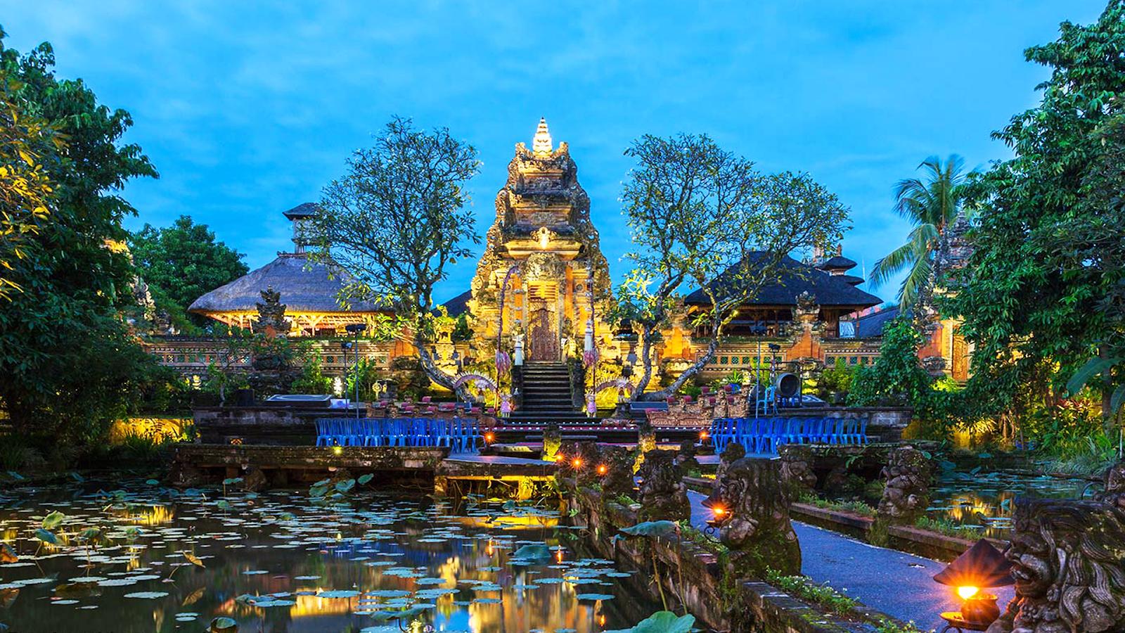 Ubud Royal Palace | Sunia Bali Tour
