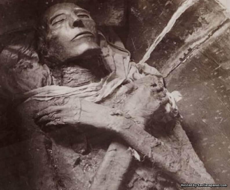 Misteri Dorothy Eady Penjelmaan Semula Roh Mesir Purba