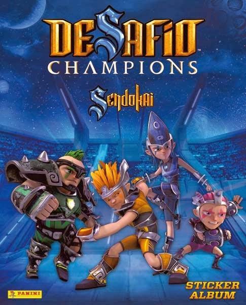 Desafio Juguetes Juegos De Champions SendokaiComprar j3ALq54cR