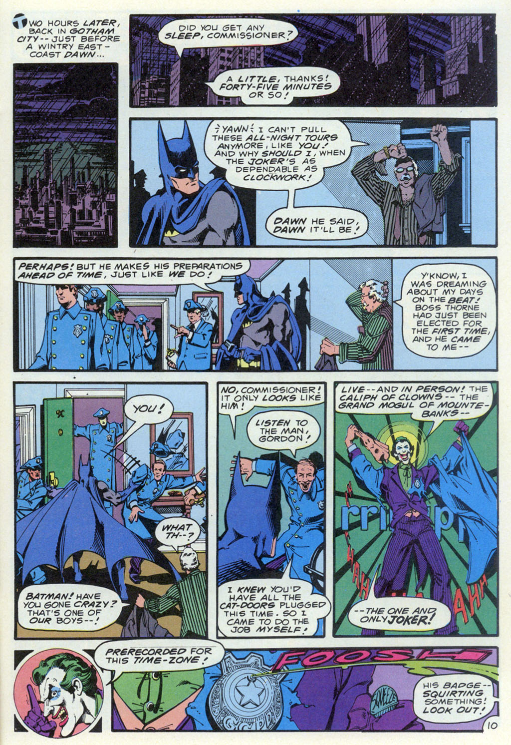 Read online Shadow of the Batman comic -  Issue #4 - 30